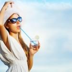 寝る前に飲むマジックドリンク!痩せる飲み物の効果と作り方