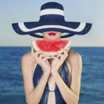 夏定番スイカダイエット!美容効果6つでキレイに痩せる
