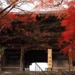 神護寺の紅葉2018年の見ごろ時期や穴場情報まとめ